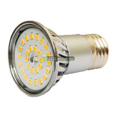 FLAMMA+ 4,6W=50W E27 450 lumen melegfehér LED szpot 3évGar