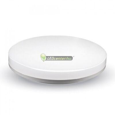 UFO LED 15W IP44 kerek fürdőszobai mennyezeti lámpa, természetes fehér