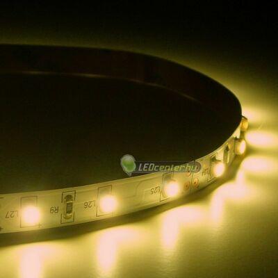 AURORA 60 SMD3528 4,8W/m beltéri LED szalag, melegfehér 2évG