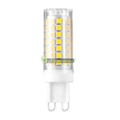 LEVO-4 5W=50W G9/230V 580 lumen, természetes fehér LED égő 3évGar.