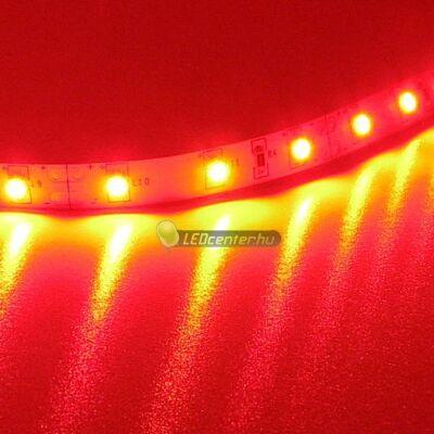 AURORA 60 SMD3528 4,8W/m beltéri LED szalag, piros 2évG