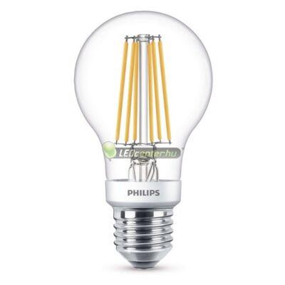 PHILIPS SceneSwitch 7,5W=60/30/15W LED E27 égő, melegfehér