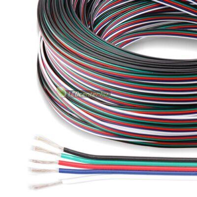 Öt eres RGBW vezeték, 12V-os LED szalaghoz